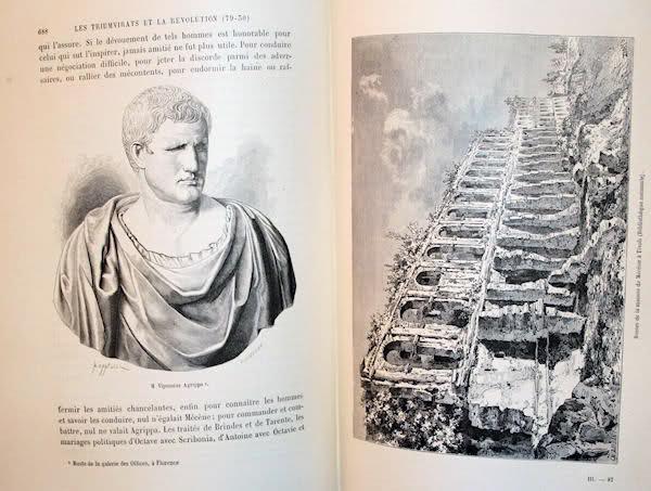HISTOIRE DES ROMAINS DE VICTOR DURUY I1eiys