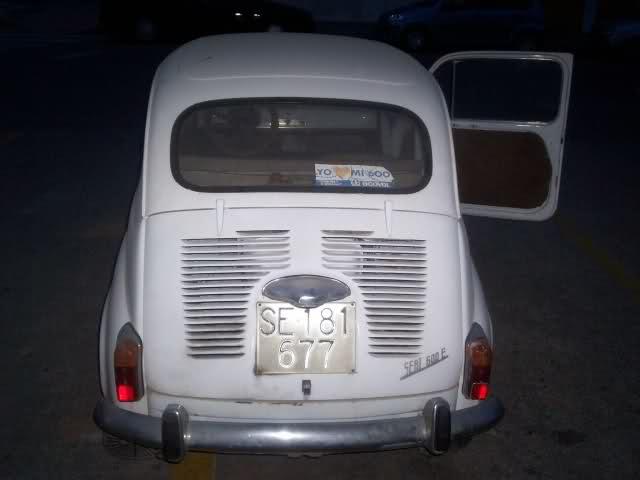 Restauración Seat 600 E 1ª serie. Iz0y7q