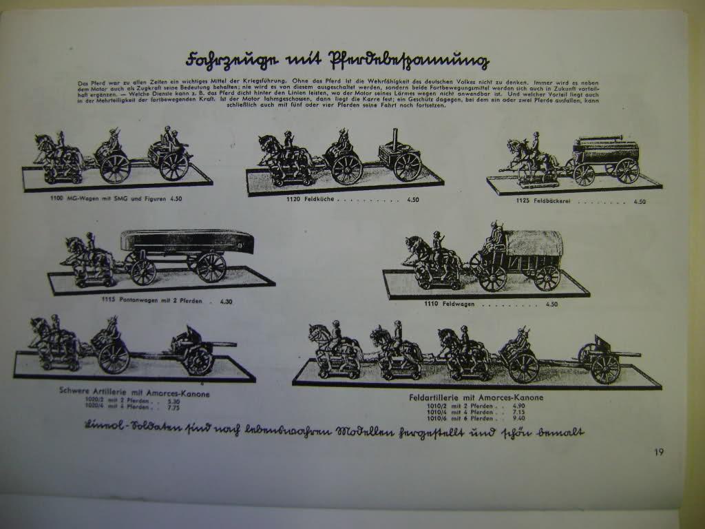 Les figurines anciennes, leurs accessoires et leurs décors. Kaqt7m