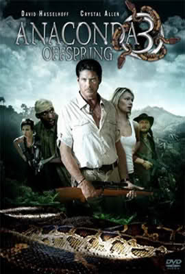 Anaconda III The Offspring 2008 DVDRip Rmvb مترجم