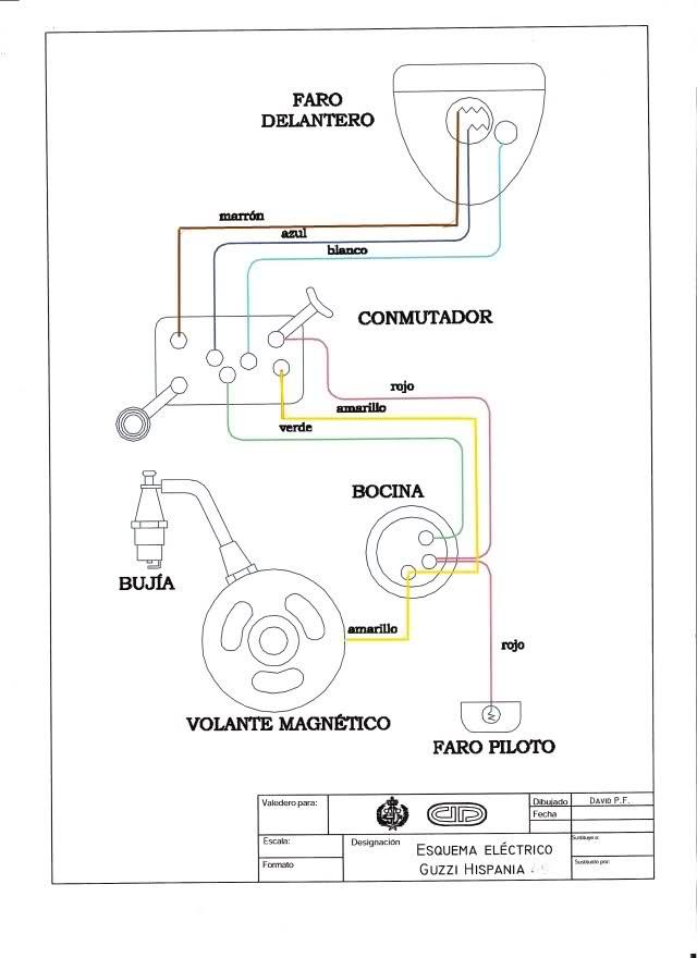 Esquema Electrico Guzzi 49 y 65 Nd4dq1