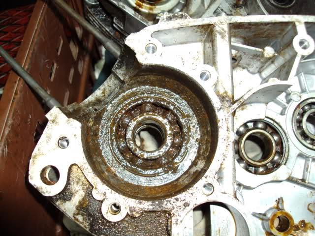 Quitar oxido en carteres de aluminio del motor Xdtrgg