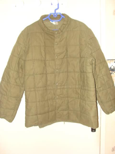 La veste matelassée 1er modèle 1079x8m