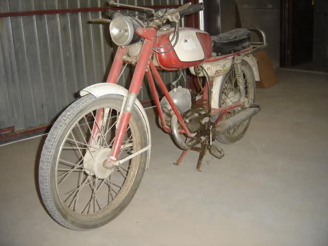 Ducati 48 Cadet 10yov7p