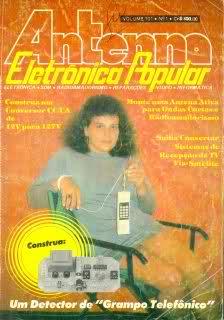Revistas de Eletrônica Descontinuadas 116jdhf