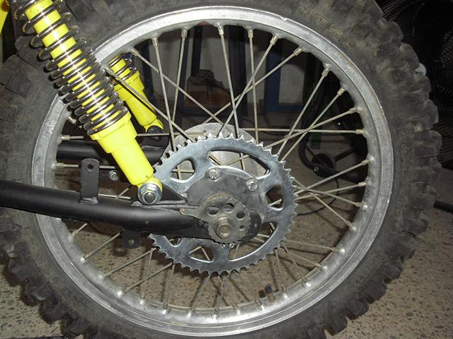 puch - Puch Minicross TT 1ª Serie * Josepe 11ky5b8