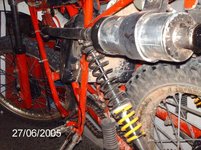 Restaurando el motor de mi Montesa H6 75 11vo35z