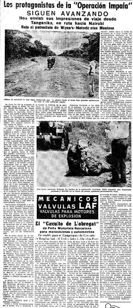 """50 aniversario """"Operación Impala"""" 141sa5d"""
