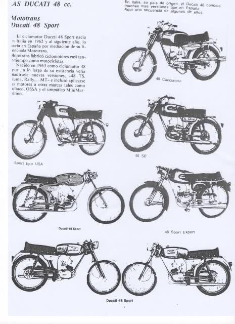 Mis Ducati 48 Sport 14mgoio