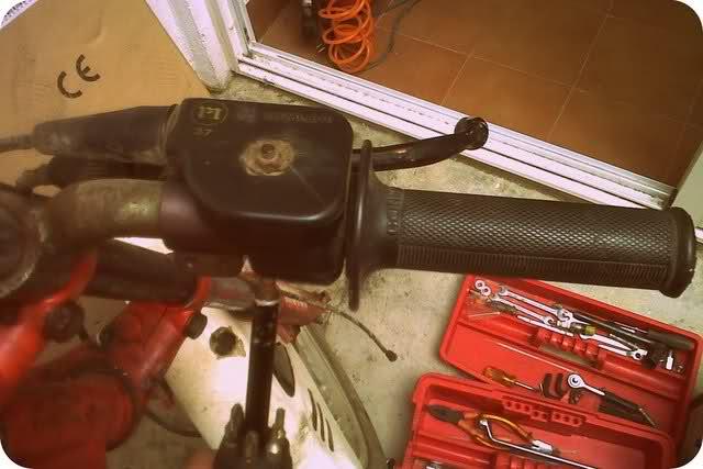 enduro - Montesa Enduro 75  H6 velocidad 14t0i92