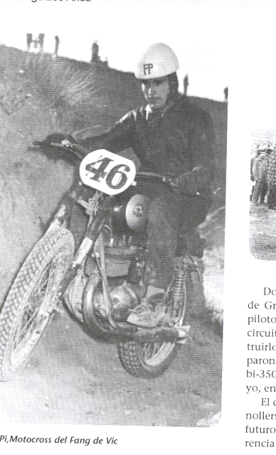 Derbi Cross 125 - 1959 * Rafbultaco 14y8sxd