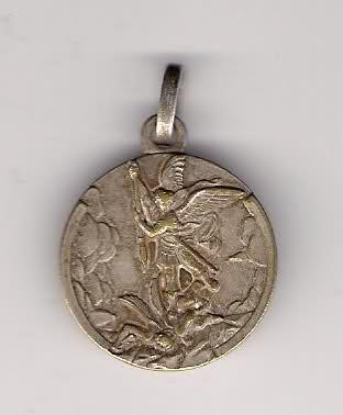 Médailles Saint-Michel suite 153btqb