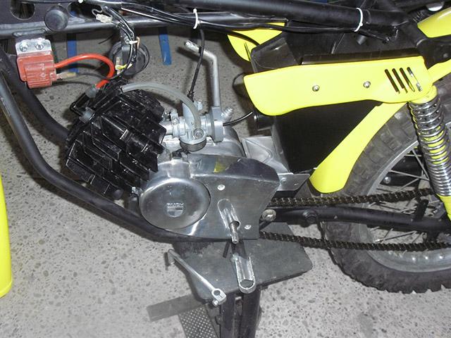 puch - Puch Minicross TT 1ª Serie * Josepe 1548wtd