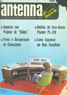 Revistas de Eletrônica Descontinuadas 15cmrfa