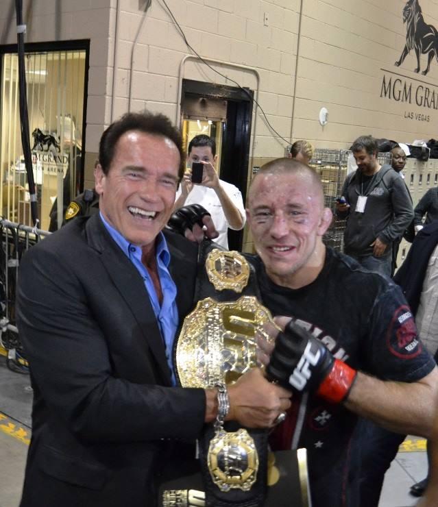 ¿Cuánto mide Arnold Schwarzenegger? - Altura - Real height 20ht213
