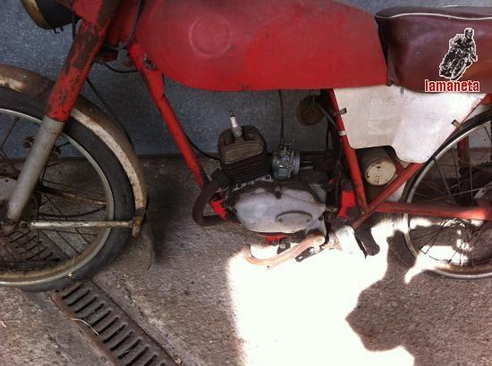 Bultaco 49 y 49 GT de carretera 2130sid