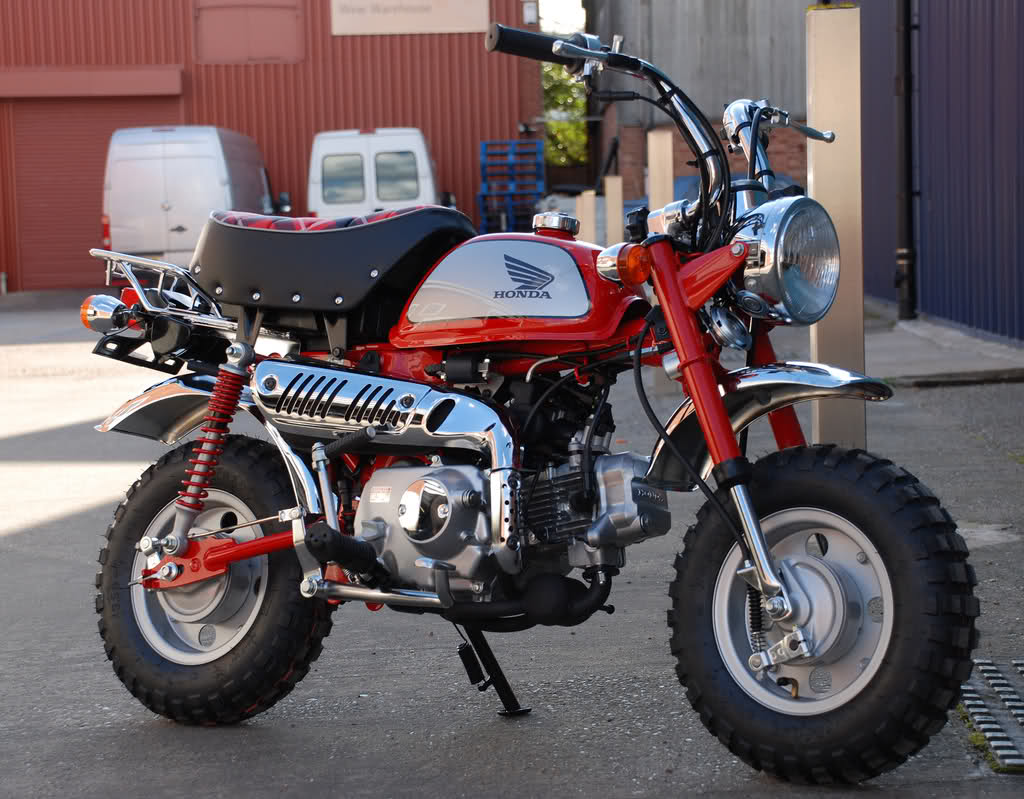 Honda MSX 125 24111z6