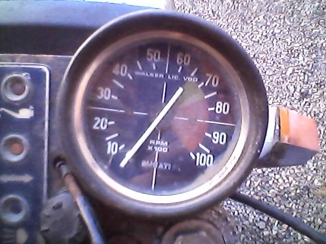 Ducati Strada 250 1979 28vvdso