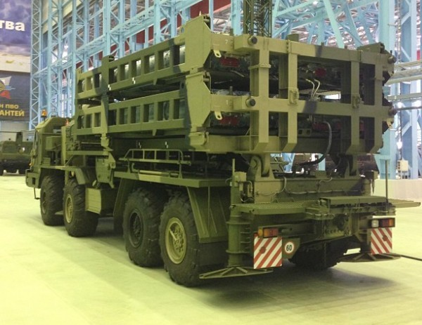Vityaz (S-350E) SAM System 29ctcol