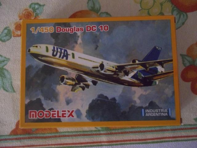 Douglas DC-10 SWISSAIR=modelex/Heller 1/450 Ref.049 (TERMINADO) 2a77qle