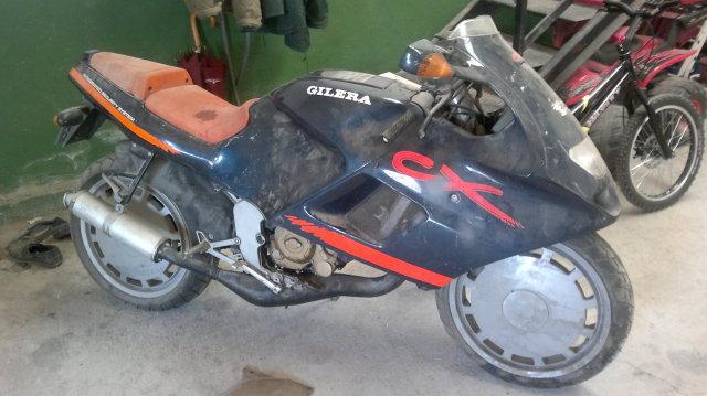 gilera - Mi Gilera CX 125 2aj2emo