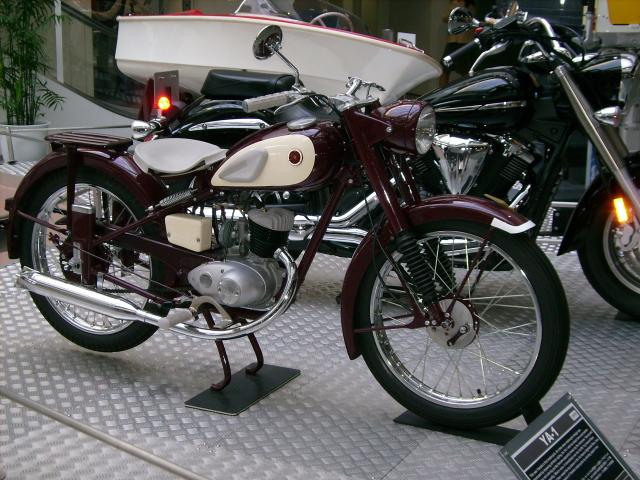 Museo Yamaha en Iwata 2cichtj
