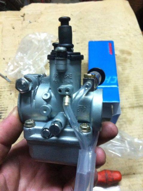 Nuevo carburador Arreche 819 Competicon 2d5pif
