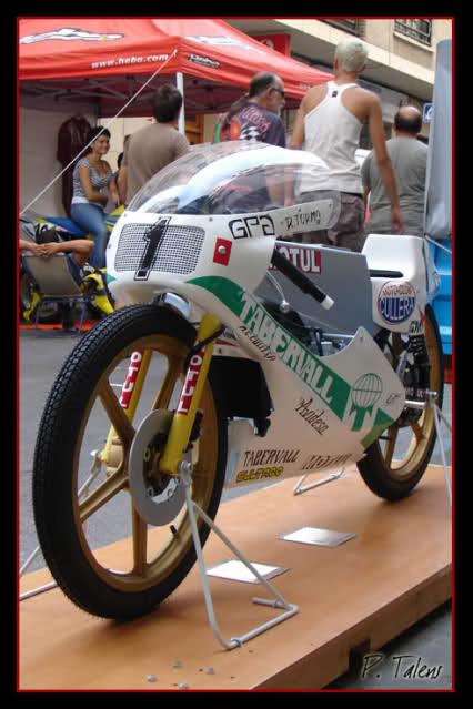 Todo sobre la Bultaco TSS MK-2 50 2d77pja