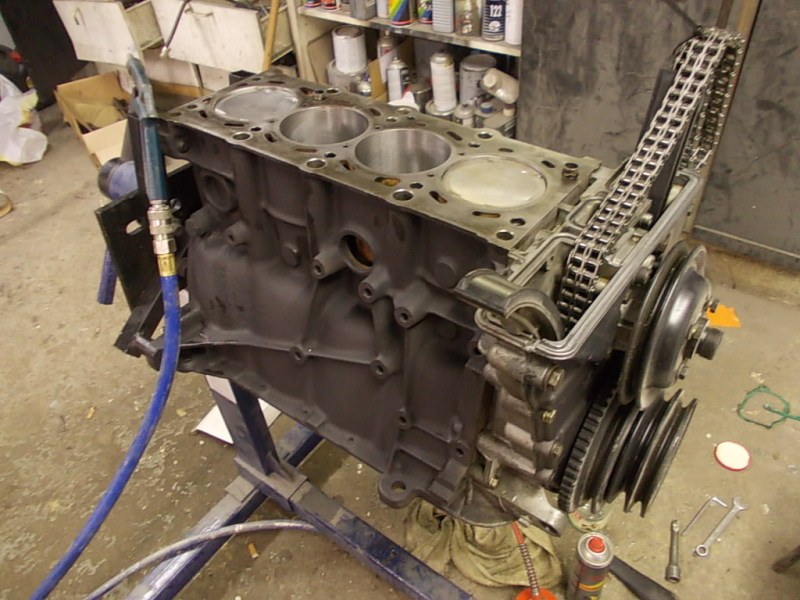 Bmw E30 318is & 1502 turboshit 2dri81f