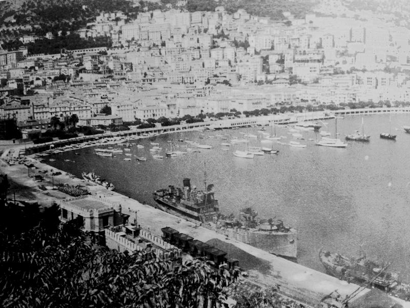 Monaco: port de la Kriegsmarine (1943-1944)  2h4xiq0