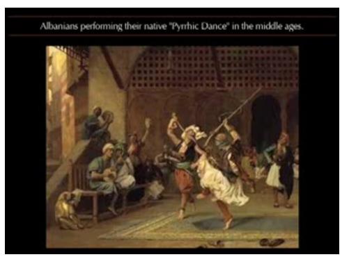 PYRRHIC DANCE 2ic6342