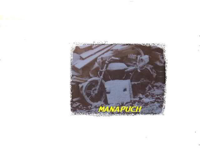 Puch Monza III - MANAPUCH 2ik904