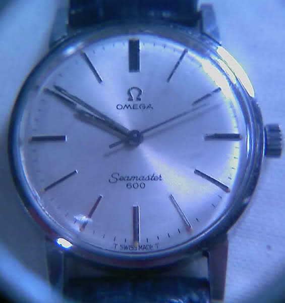 Oh secours - aidez moi - omega seamaster 600 2iw55ll