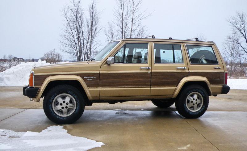 1990 Cherokee Wagooner 4.0  2l8e0hs
