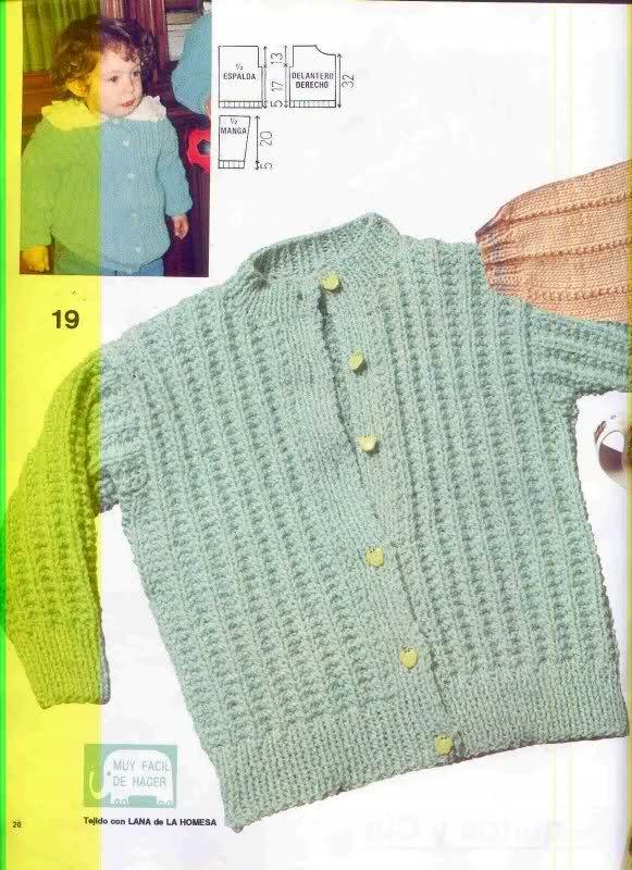 Otras chaquetitas de bebés (Para otoño-invierno)(Matilde) 2me26f8