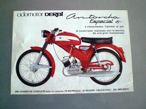 Derbi Antorcha especial  2myx09c