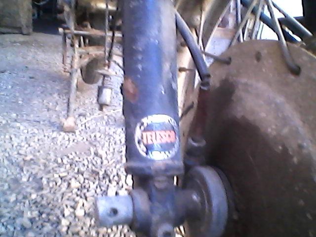 Ducati Strada 250 1979 2ni2p1k