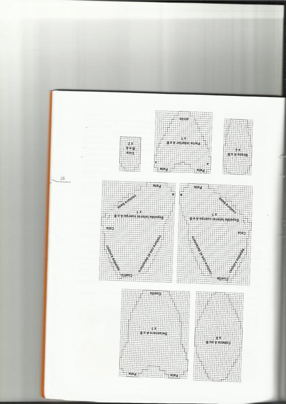 patrones - patrones muñecos de lana a dos agujas 2nlyfyt