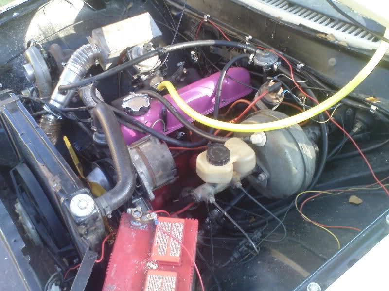 Jaxy -  Volvo 140 - B20 förgasarturbo (sommar uppdate) 2poqdmd