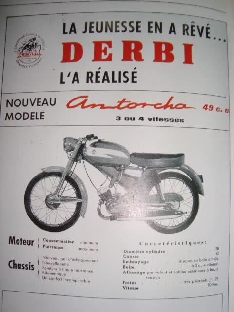 Modelos de Derbi Antorcha 2prbj41