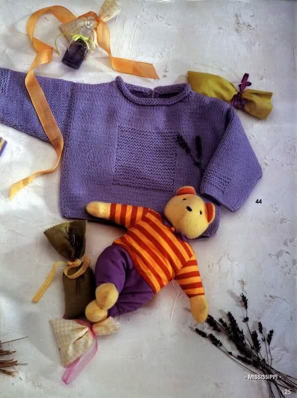 patrones - Patrones de Jerseys para bebés (6 meses) solicitado por Matilde 2qm1zc2