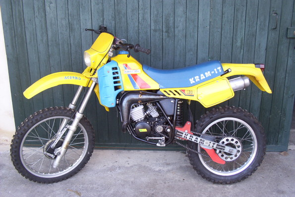 Motos TT y Cross de 80 cc 2rnd9fk