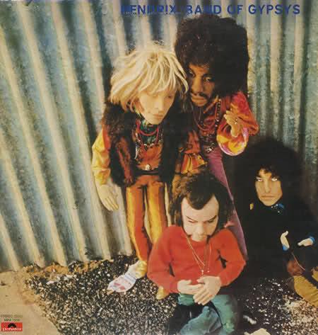 Band Of Gypsys (1970) 2vblqnc