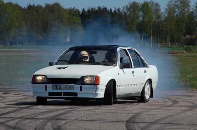 Daniel - Opel Rekord turbo 2vty1iq