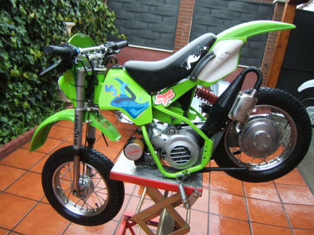 Mi Derbi RC 250 2vvpd1k