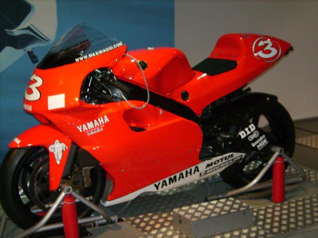 Museo Yamaha en Iwata 2yws9w9