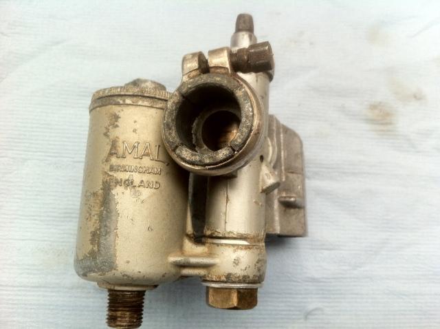 Amal - Carburador Desconocido 30iknqf