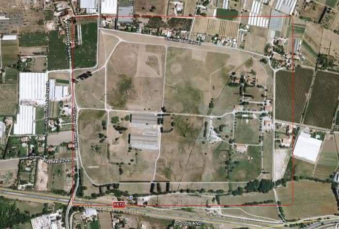 Camp de prisonniers de guerre n°153 Hyères-Palyvestre 33e0h9j