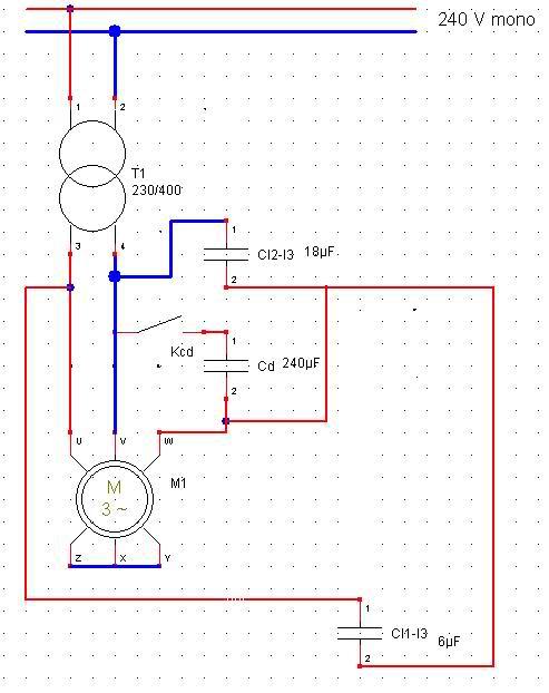 Projet convertisseur de phase 33ol3cz