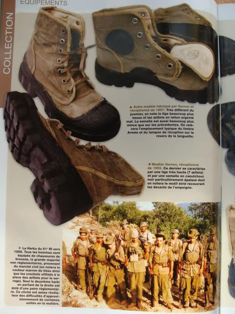 Chaussures de brousse françaises 34odp3n